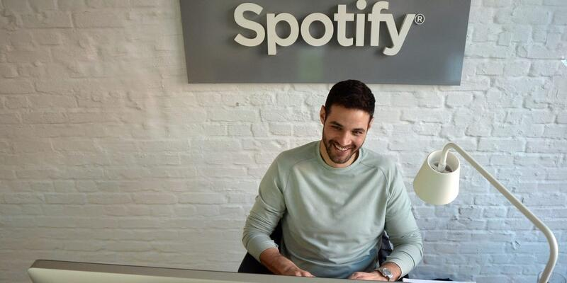 Spotify Lets Employees Work Remotely