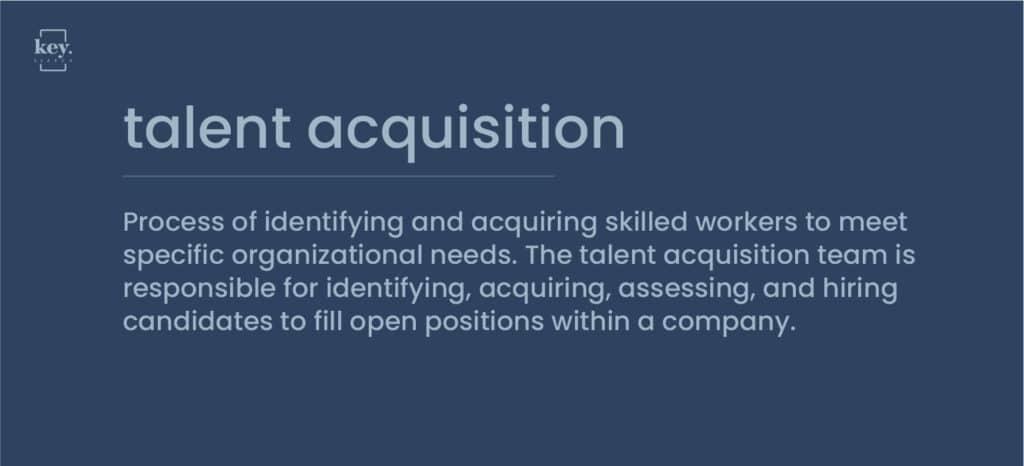 definition of talent aquisition
