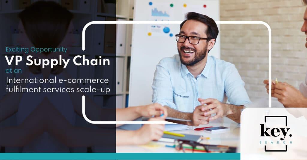 vp of supply chain
