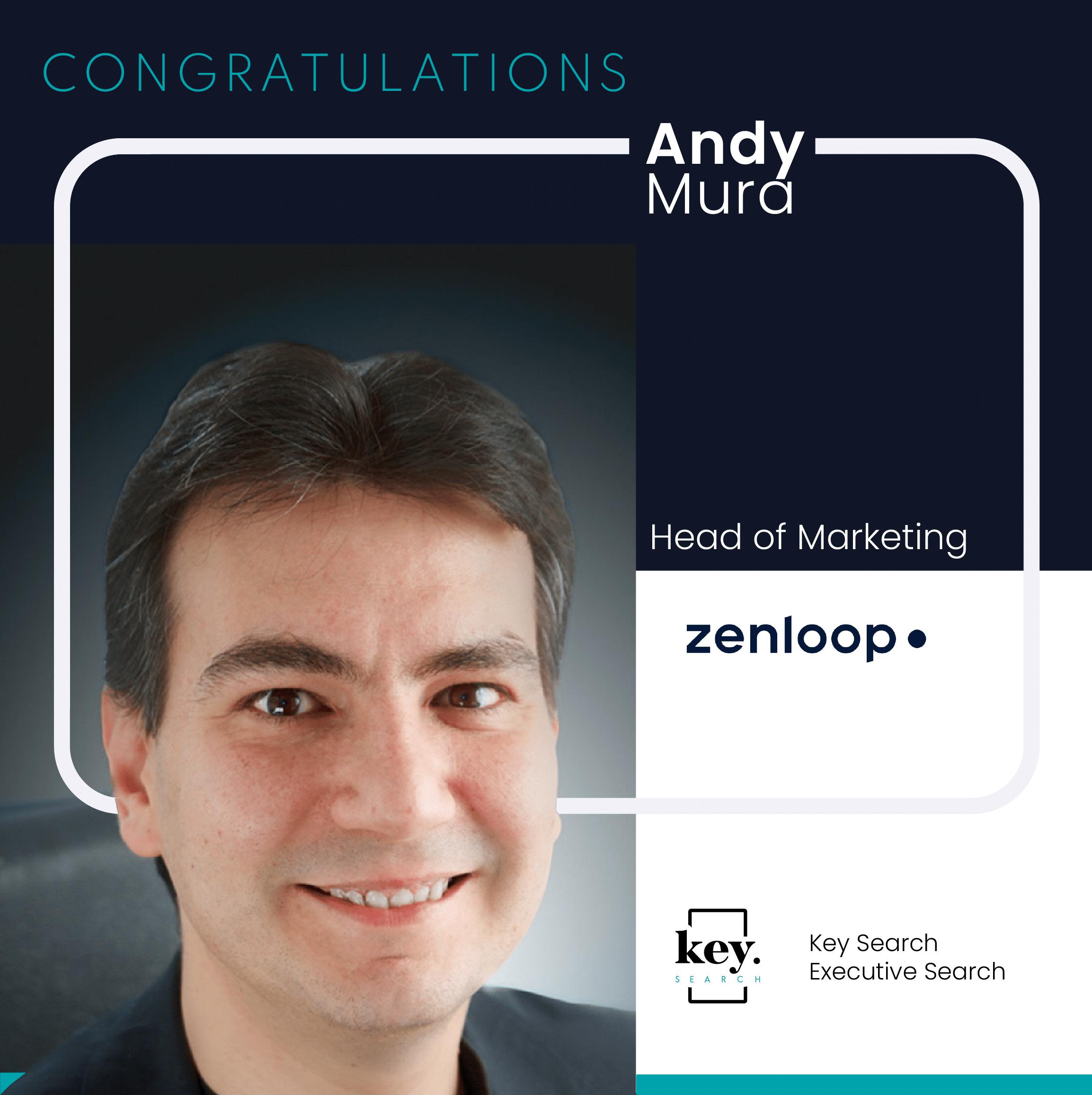Congratulations_Andy Mura
