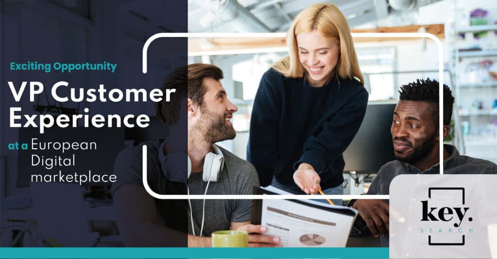 vp customer experience