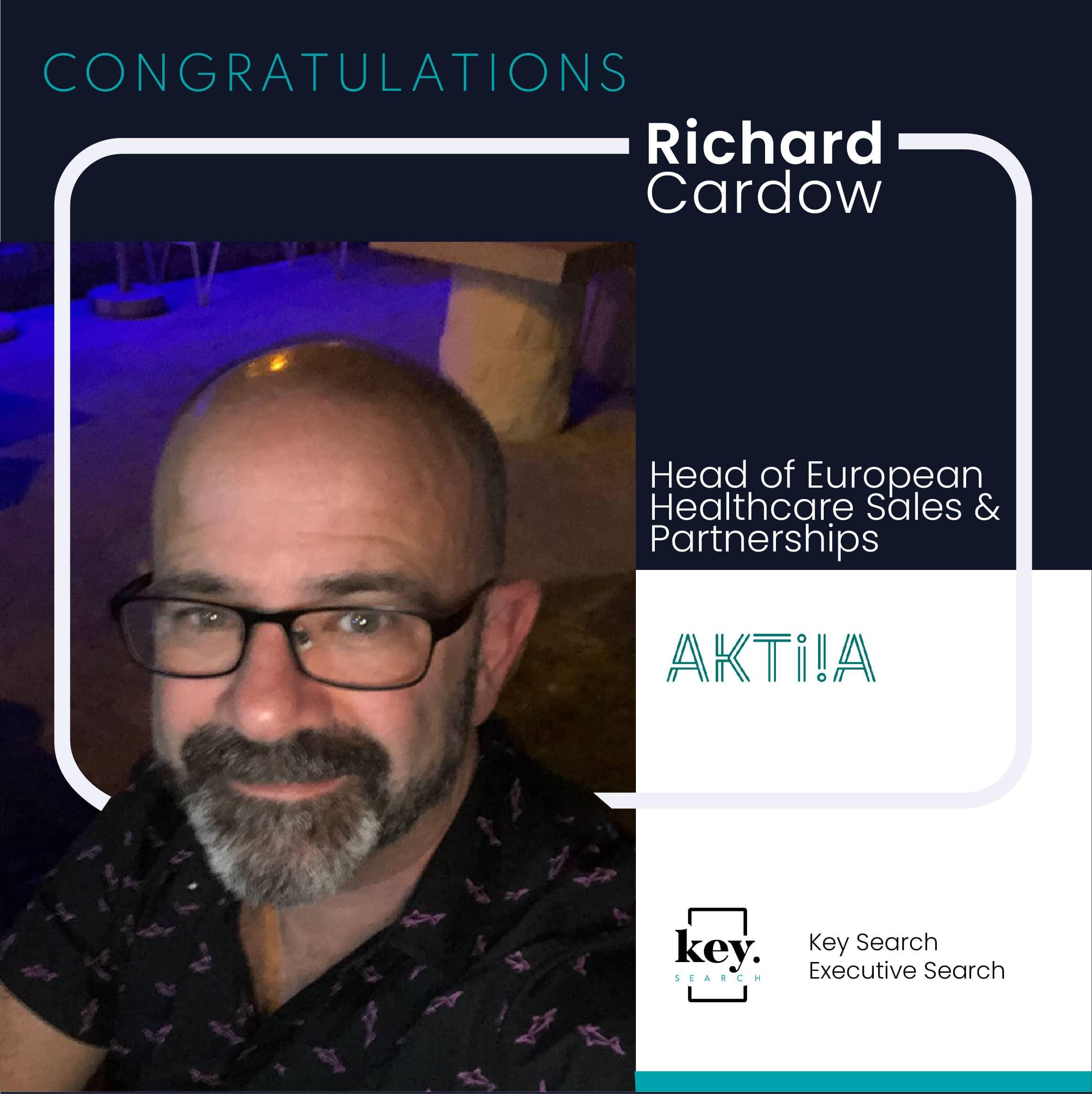 congratulations-_Richard Cardow